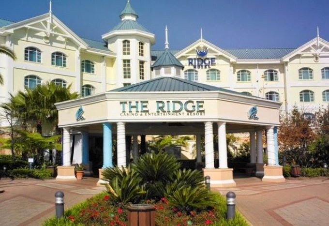 The Ridge Casino And Entertainment Resort in eMalahleni