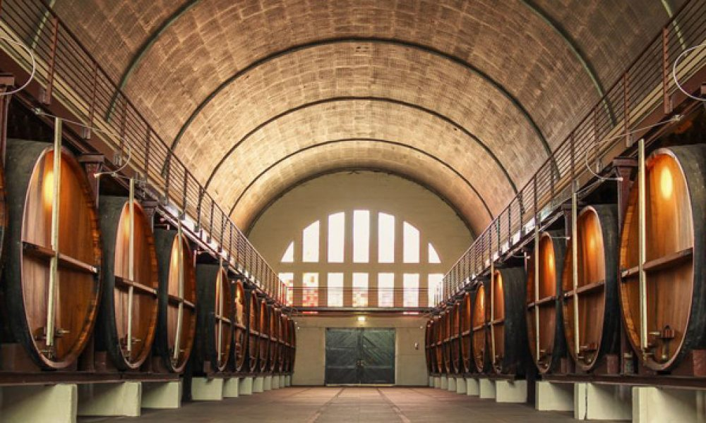 Cathedral-Cellar