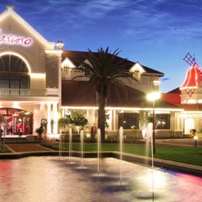 Windmill Casino And Entertainment Centre in Bloemfontein