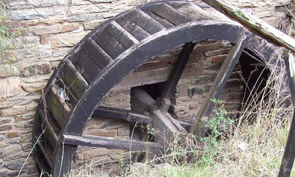Old Water Mill at Weenen